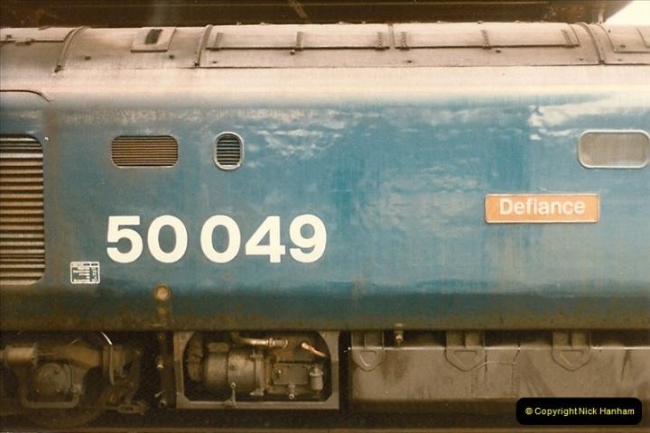 1986-03-22 Exeter St. Davids.  (23)0095
