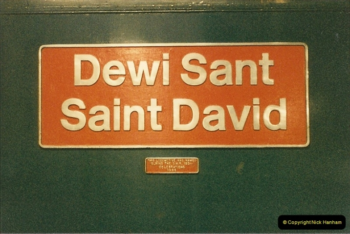1986-03-22 Exeter St. Davids.  (4)0076
