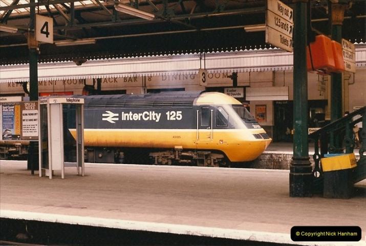 1986-03-22 Exeter St. Davids.  (5)0077