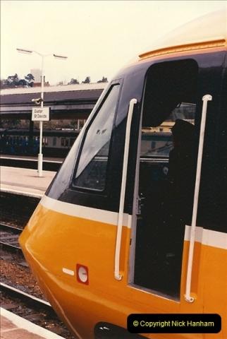 1986-03-22 Exeter St. Davids.  (7)0079