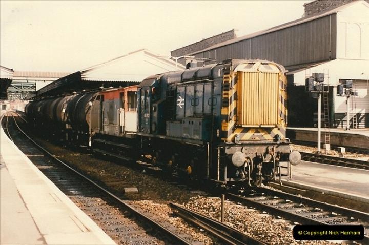 1986-03-24 Exeter St. Davids.  (1)0123
