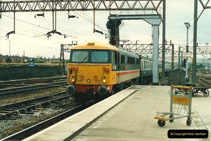 1987-07-12 to 15 Rugby, Warwickshire.  (6)0598