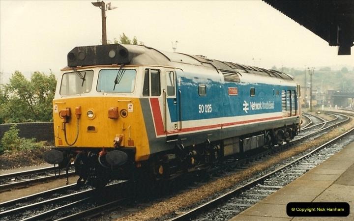 1987-08-21 to 23 Bristol Temple Meads, Bristol. (57)0689