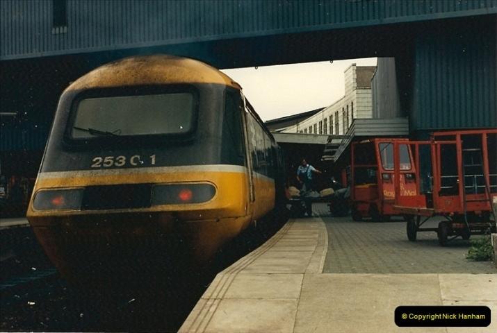 1987-08-21 to 23 Bristol Temple Meads, Bristol. (70)0702