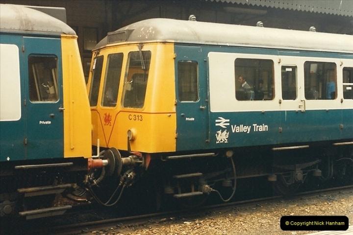 1987-08-21 to 23 Bristol Temple Meads, Bristol. (71)0703