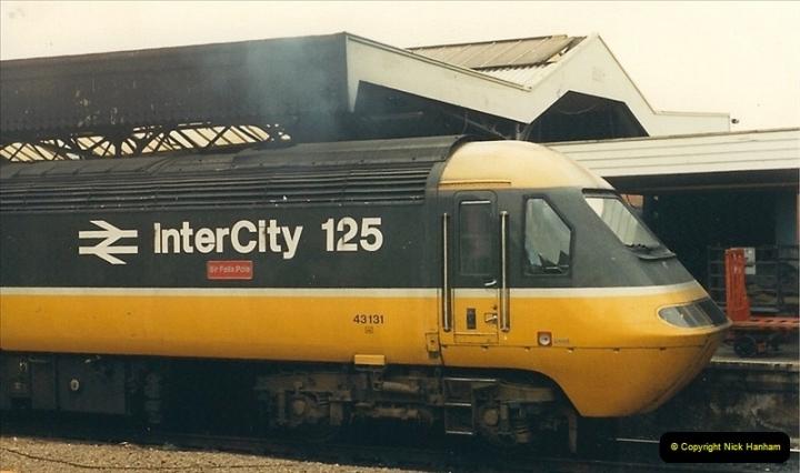 1987-08-21 to 23 Bristol Temple Meads, Bristol. (77)0709