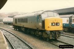 1986-02-01 Bristol Temple Meads.  (10)0010