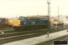 1986-02-01 Bristol Temple Meads.  (14)0014