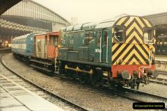 1986-02-01 Bristol Temple Meads.  (19)0019