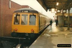 1986-02-01 Bristol Temple Meads.  (23)0023