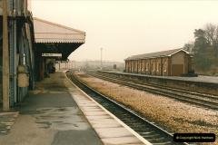 1986-02-02 Yeovil Junction.  (8)0043