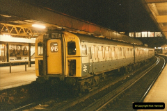 1986-03-06 Southampton Central.  (1)0057