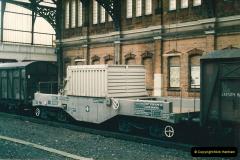 Railways UK 1986 to 1996