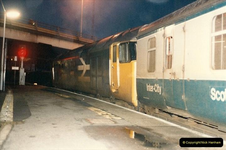 1986-01-09 50039 @ Poole, Dorset.  (10)0011