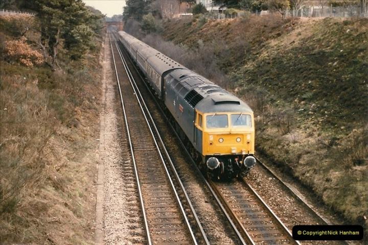 1986-03-22 Branksome, Poole, Dorset.   (1)0117