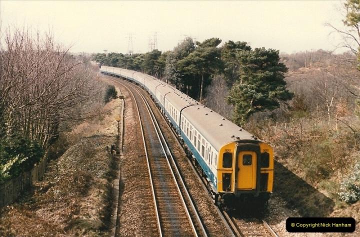 1986-03-22 Branksome, Poole, Dorset.   (3)0119
