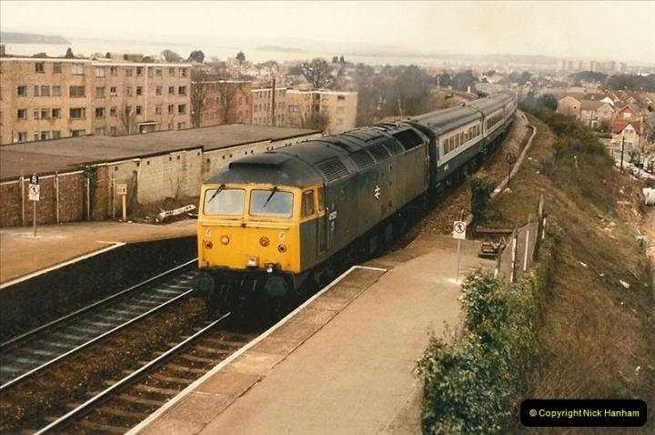 1986-03-26 Parkstone, Poole, Dorset.  (3)0122