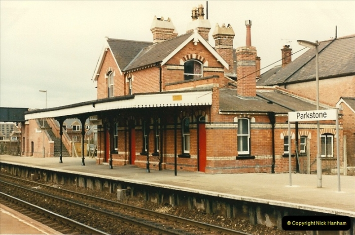 1986-03-26 Parkstone, Poole, Dorset.  (6)0125
