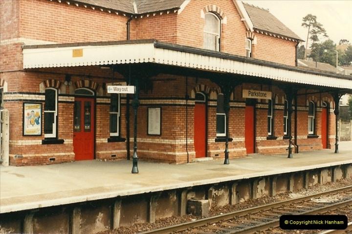 1986-03-26 Parkstone, Poole, Dorset.  (7)0126