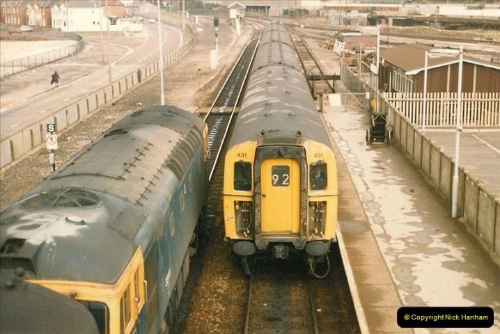 1986-04-13 Poole, Dorset.  (8)0137