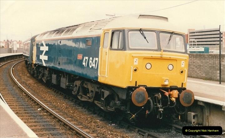 1986-05-04 Poole, Dorset.  (3)0148