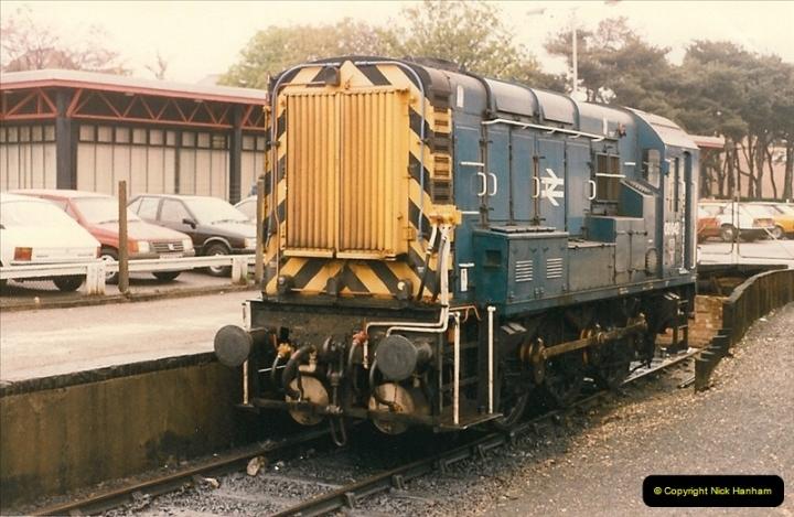 1986-05-09 Bournemouth, Dorset.  (5)0154