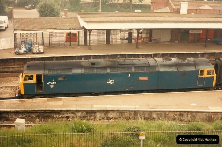 1986-06-13 Bournemouth, Dorset.  (2)0187