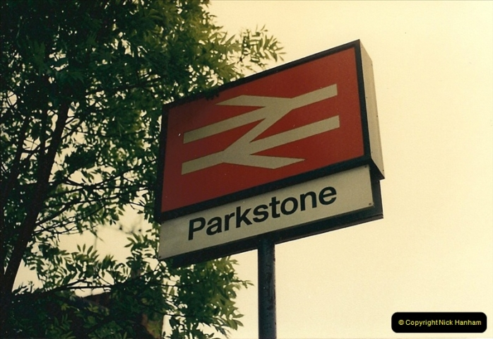 1986-06-13 Parkstone, Poole, Dorset.  (3)0193