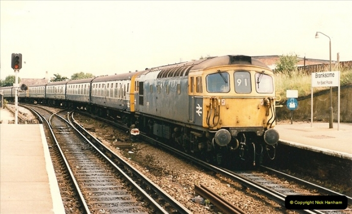 1986-07-05 Branksome, Poole, Dorset.  (1)0212