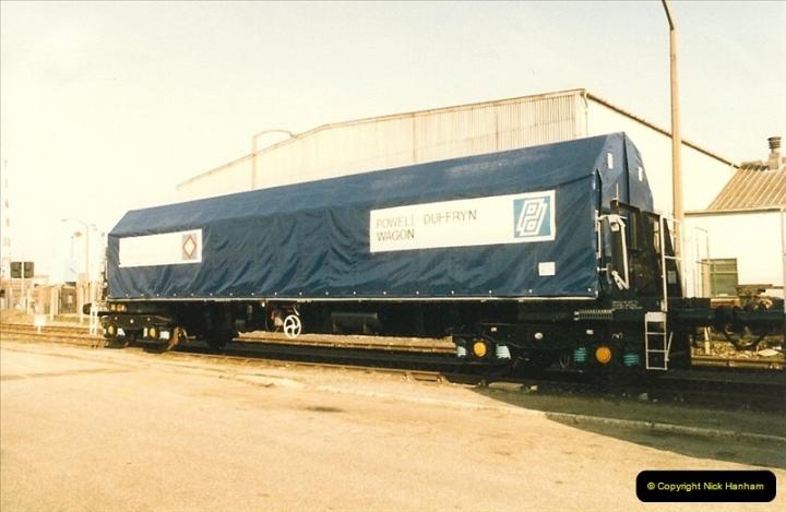 1987-04-14 Hamworthy, Poole, Dorset.  (4)0288