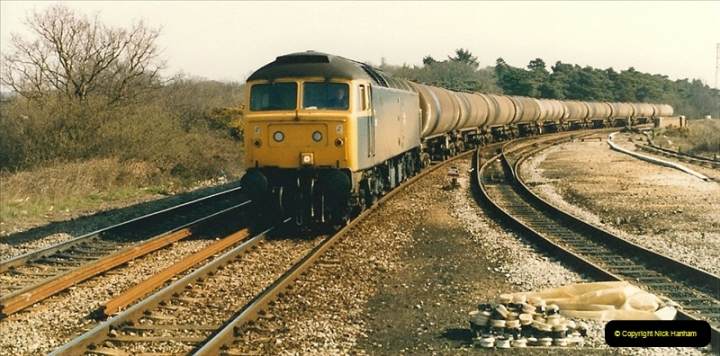 1987-04-14 Hamworthy, Poole, Dorset.  (7)0291