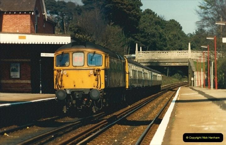 1987-04-20 Parkstone, Poole, Dorset.  (1)0300
