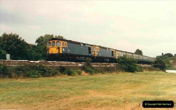 1987-07-09 Parkstone, Poole, Dorset.  (3)0340