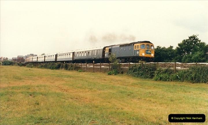 1987-07-25 Parkstone, Poole, Dorset.  (1)0342
