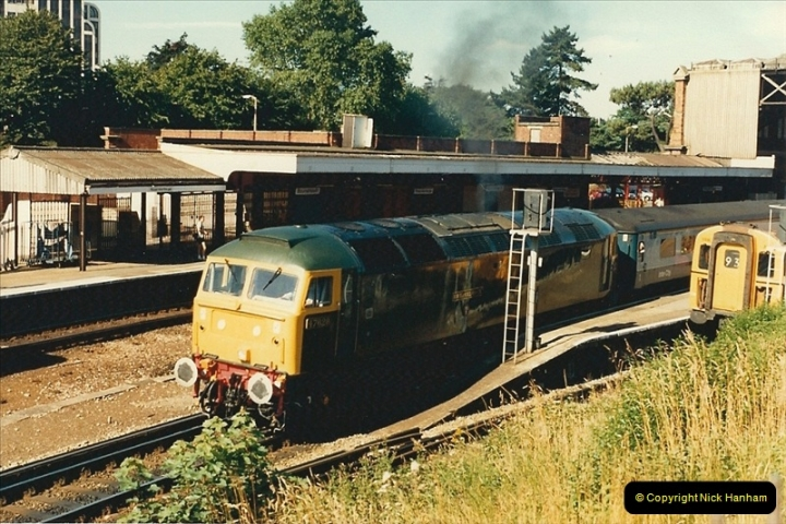 1987-08-08 Bournemouth, Dorset.  (8)0351