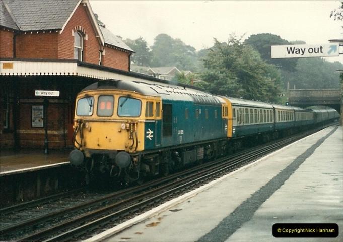 1987-08-12 Parkstone, Poole, Dorset.  (3)0357