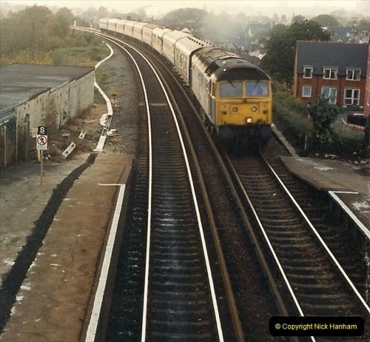 1987-10-19 Parkstone, Poole, Dorset.  (2)0374