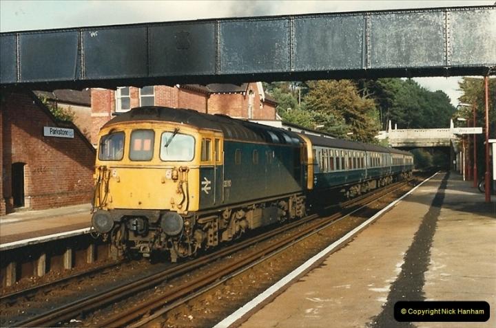 1987-10-19 Parkstone, Poole, Dorset.  (5)0377