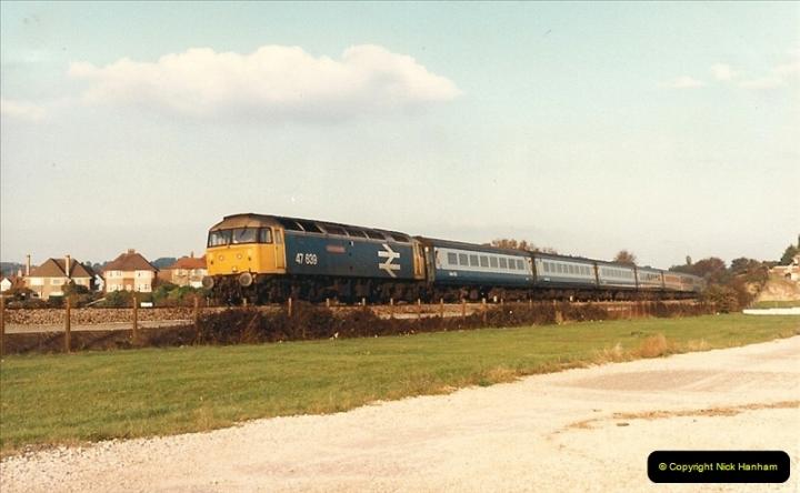 1987-10-19 Parkstone, Poole, Dorset.  (7)0379