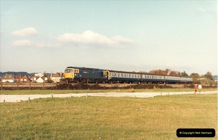 1987-10-19 Parkstone, Poole, Dorset.  (9)0381