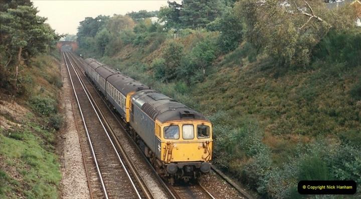 1987-10-26 Branksome, Poole, Dorset.  (2)0389