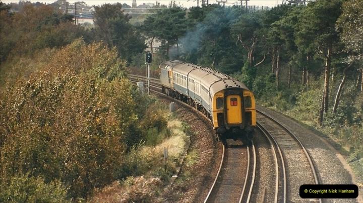 1987-10-26 Branksome, Poole, Dorset.  (3)0390