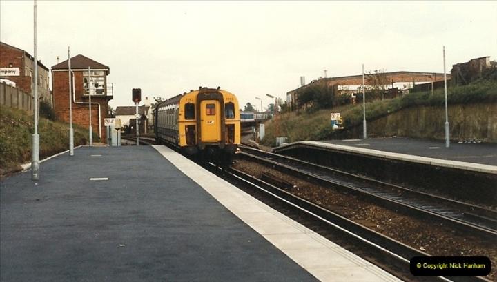 1987-10-26 Branksome, Poole, Dorset.  (4)0391