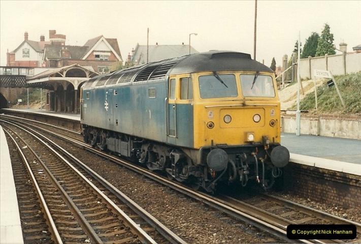 1987-10-30 Branksome, Poole, Dorset.  (2)0400