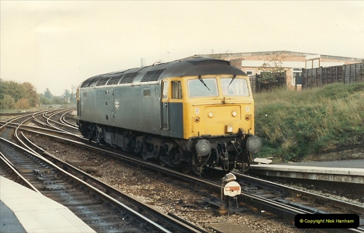 1987-10-30 Branksome, Poole, Dorset.  (3)0401