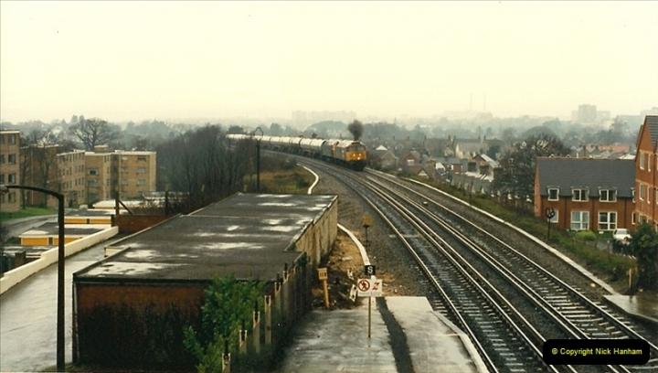 1988-01-27 Parkstone, Poole, Dorset.  (1)0445