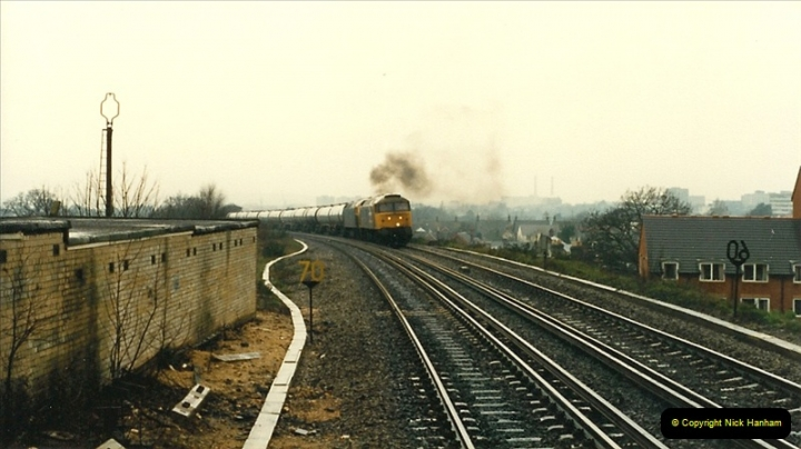 1988-01-27 Parkstone, Poole, Dorset.  (2)0446