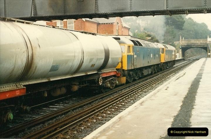 1988-01-27 Parkstone, Poole, Dorset.  (4)0448