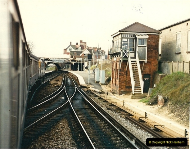 1988-02-18 Branksome & Parkstone, Poole, Dorset.  (2)0477