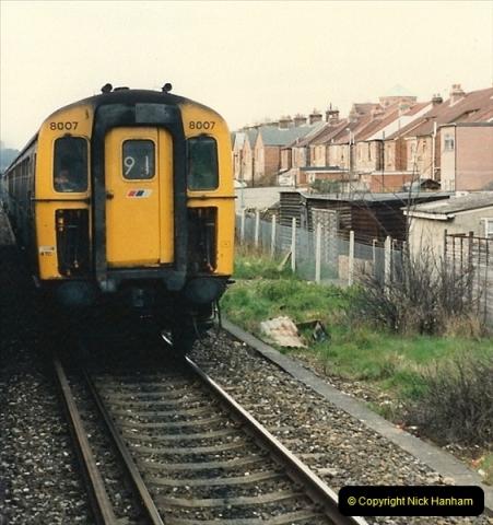 1988-02-18 Branksome & Parkstone, Poole, Dorset.  (3)0478